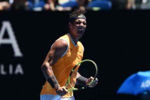 Nadal Australian Open