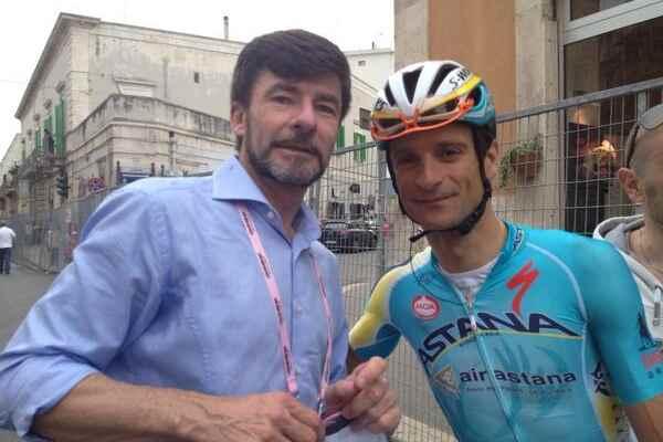 Gianni Bugno Michele Scarponi