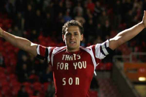 doncaster-rovers-v-middlesbrough-billy sharp that's for you son