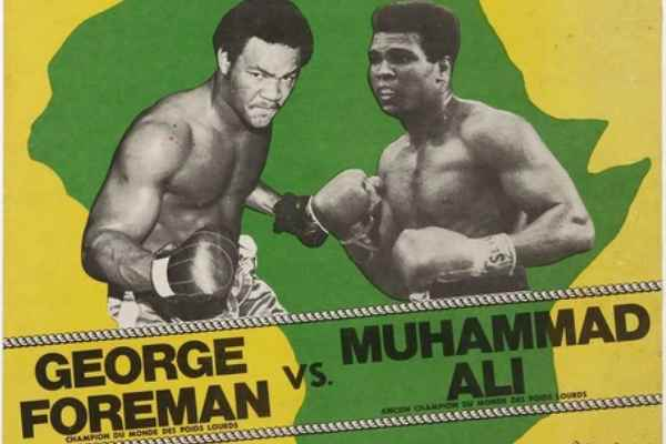 foreman vs ali rumble in the jungle