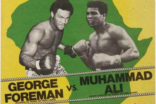 foreman vs ali rumble in the jungle