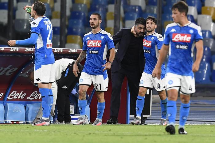 Mertens-Gattuso-Napoli-Inter